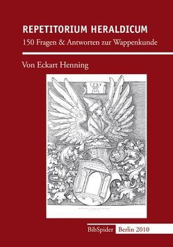 Repetitorium heraldicum von Henning,  Eckart