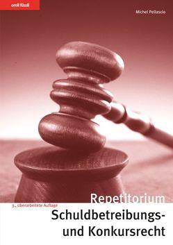Repetitorium Schuldbetreibungs- und Konkursrecht von Pellascio,  Michel
