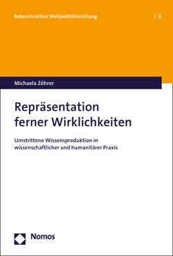 Repräsentation ferner Wirklichkeiten von Zöhrer,  Michaela