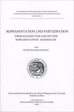 Repräsentation und Partizipation von Graf Kielmansegg,  Peter