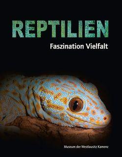 Reptilien von Obst,  Fritz J