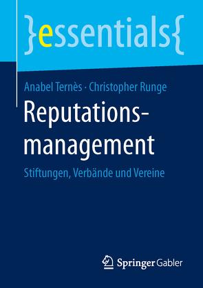 Reputationsmanagement von Runge,  Christopher, Ternès,  Anabel