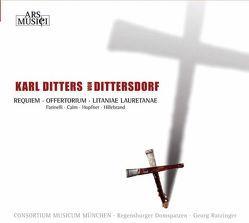 Requiem von Consortium Musicum,  München, Dittersdorf,  Karl Ditters von, Ratzinger,  Georg, Regensburger Domspatzen