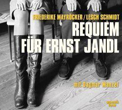 Requiem für Ernst Jandl von Manzel,  Dagmar, Mayröcker,  Friederike, Schmidt,  Lesch