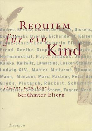 Requiem für ein Kind von Groben,  Joseph