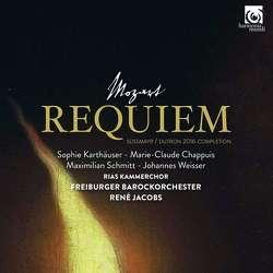 Requiem KV 626 von Jacobs,  René, Karthäuser,  Sophie, Mozart,  Wolfgang Amadeus