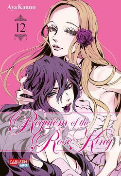 Requiem of the Rose King 12 von Kanno,  Aya, Klepper,  Alexandra