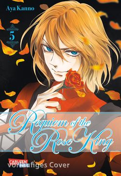 Requiem of the Rose King 5 von Kanno,  Aya