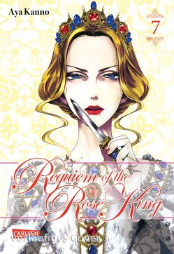 Requiem of the Rose King 7 von Kanno,  Aya, Klepper,  Alexandra