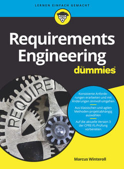 Requirements Engineering für Dummies von Winteroll,  Marcus