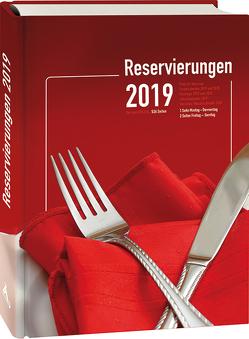 Reservierungen 2019 von Spurbuchverlag,  Baunach