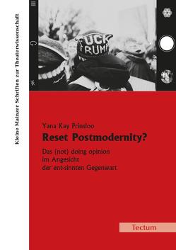 Reset Postmodernity? von Prinsloo,  Yana Kay