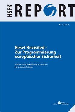Reset Revisited von Dembinski,  Matthias, Schumacher,  Barbara, Spanger,  Hans-Joachim