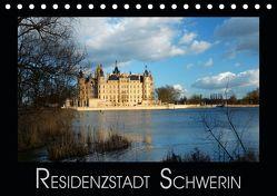 Residenzstadt Schwerin (Tischkalender 2019 DIN A5 quer) von M. Laube,  Lucy