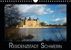 Residenzstadt Schwerin (Wandkalender 2019 DIN A4 quer) von M. Laube,  Lucy