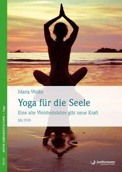Resilient durch Yoga von Wolke,  Maria