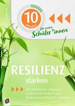 Resilienz stärken von Müller,  Mareike