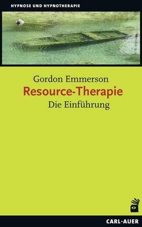 Ressourcen-Therapie von Emmerson,  Ph.D.,  Gordon