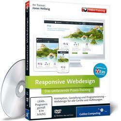 Responsive Webdesign von Hellwig,  Jonas