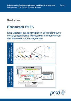 Ressourcen-FMEA von Link,  Sandra