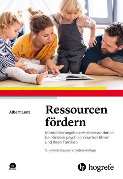 Ressourcen fördern von Lenz,  Albert