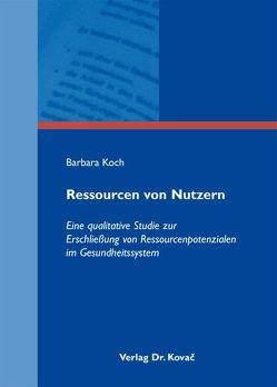 Ressourcen von Nutzern von Koch,  Barbara