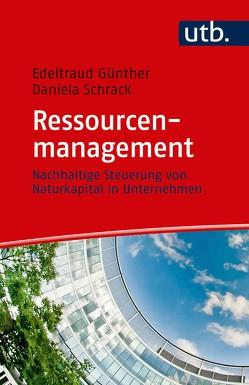 Ressourcenmanagement von Günther,  Edeltraud, Schrack,  Daniela
