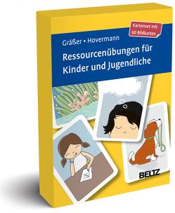 Ressourcenübungen für Kinder und Jugendliche von Botved,  Annika, Gräßer,  Melanie, Hovermann jun.,  Eike