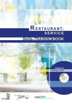 Restaurant-Service Skills-TRAINING BOOK von Erlacher,  Martin Anton