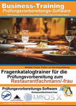 Restaurantfachmann/-frau Fragenkatalogtrainer von Mueller,  Thomas