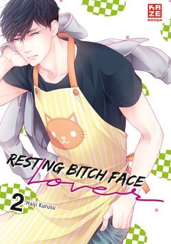 Resting Bitch Face Lover – Band 2 (Finale) von Bachernegg,  Martin, Kurusu,  Haiji