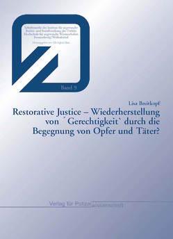 Restorative Justice von Breitkopf,  Lisa