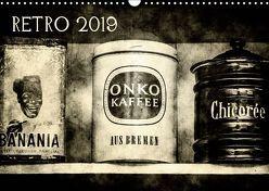 Retro (Wandkalender 2019 DIN A3 quer) von Fotodesign,  Mr.Tom