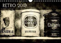 Retro (Wandkalender 2019 DIN A4 quer) von Fotodesign,  Mr.Tom
