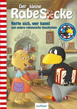 Der kleine Rabe Socke: Rette sich, wer kann! und andere rabenstarke Geschichten von Akkord Film Produktion GmbH, Moost,  Nele