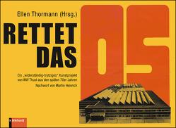 Rettet das OS von Thormann,  Ellen