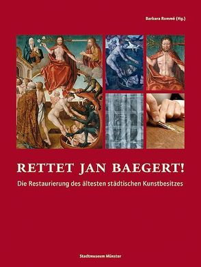 Rettet Jan Baegert! von Rommé,  Barbara