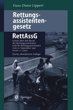 Rettungsassistentengesetz (RettAssG) von Ahnefeld,  F.W., Lippert,  Hans-Dieter