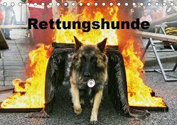 Rettungshunde (Tischkalender 2019 DIN A5 quer) von Mirlieb,  Ulf