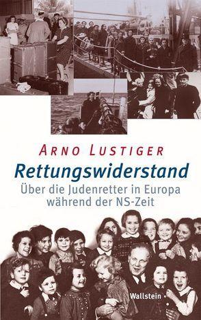 Rettungswiderstand von Lustiger,  Arno