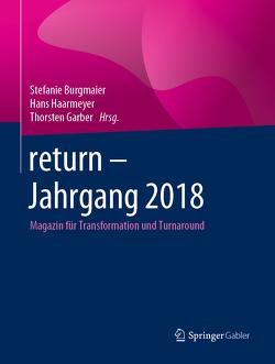 return – Jahrgang 2018 von Burgmaier,  Stefanie, Garber,  Thorsten, Haarmeyer,  Hans