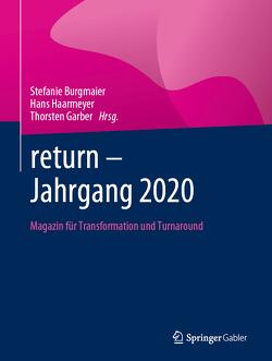 return – Jahrgang 2020 von Burgmaier,  Stefanie, Garber,  Thorsten, Haarmeyer,  Hans