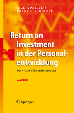 Return on Investment in der Personalentwicklung von Phillips,  Jack J., Schirmer,  Frank C.