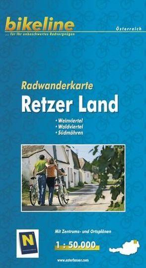 Retzer Land von Esterbauer Verlag