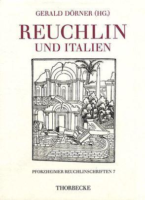 Reuchlin und Italien von Dörner,  Gerald