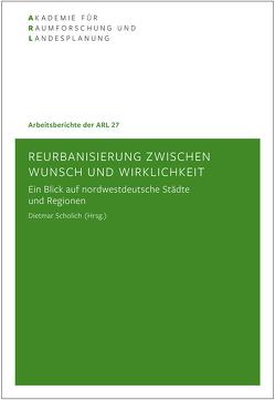 Reurbanisierung zwischen Wunsch und Wirklichkeit von Scholich,  Dietmar