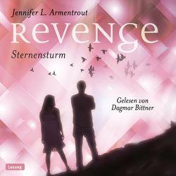 Revenge 1: Revenge. Sternensturm von Armentrout,  Jennifer L., Bittner,  Dagmar, Malich,  Anja
