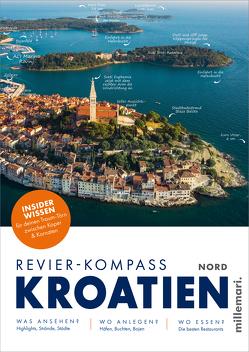Revier-Kompass Kroatien Nord von Käsbohrer ,  Thomas