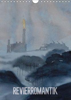 Revierromantik (Wandkalender 2018 DIN A4 hoch) von Gorny,  Robert