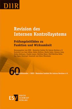 Revision des Internen Kontrollsystems von DIIR - Deutsches Institut für Interne Revision e. V.